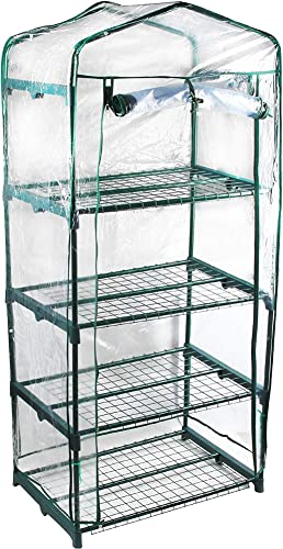 Riverstone Industries GEN-4PVC Grow House, Green