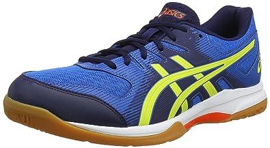 puhdistushinnat erittäin suosittu myyntipiste myytävänä ASICS Men's Gel-Rocket 9 Multisport Indoor Shoes
