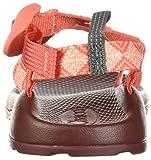 Chaco Girls' Z1 Ecotread Sport Sandal, Kaleido
