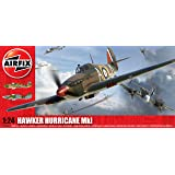 Airfix - A14002A - Maquette - Hurricane MK1 - Echelle 1:24