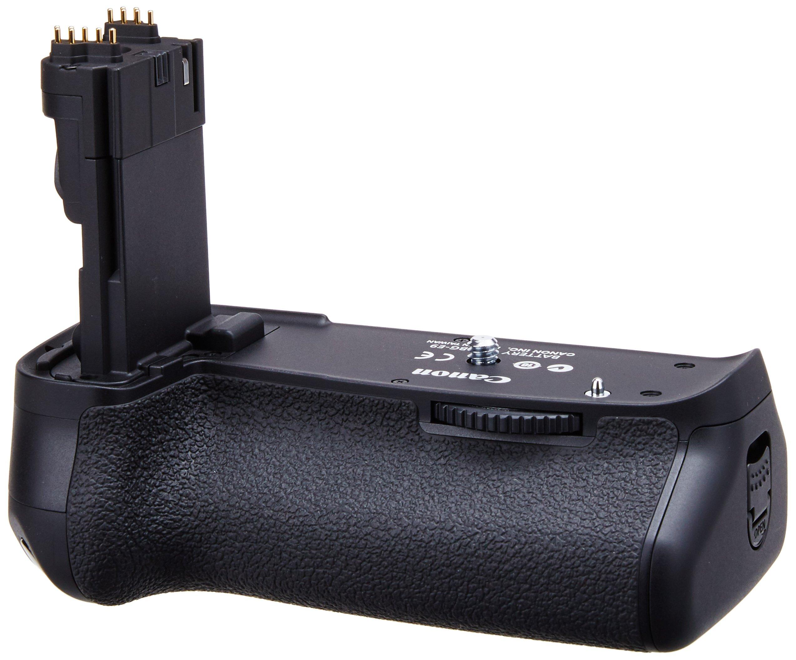 Canon BG-E9 Battery Grip for the Canon EOS 60D