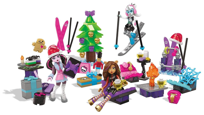 Mega Bloks Monster High Advent...