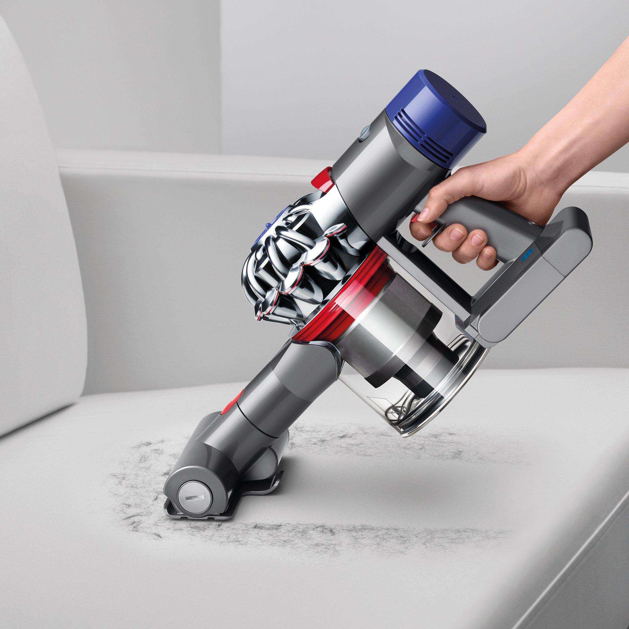 dyson v7 motorhead cordless stick vacuum cleaner bed bugs buster. Black Bedroom Furniture Sets. Home Design Ideas