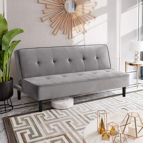 Shintenchi Modern Futon Sofa Bed