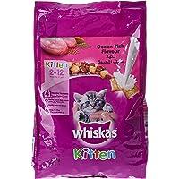 Whiskas Ocean Fish, Dry Food, kitten, 2-12 months, 1.1kg