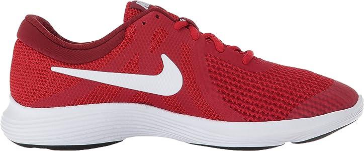 Nike Revolution 4 (GS), Zapatillas de Running para Niñas, Rojo (Gym Red/White/Team Red/Black 601), 35.5 EU: Amazon.es: Zapatos y complementos