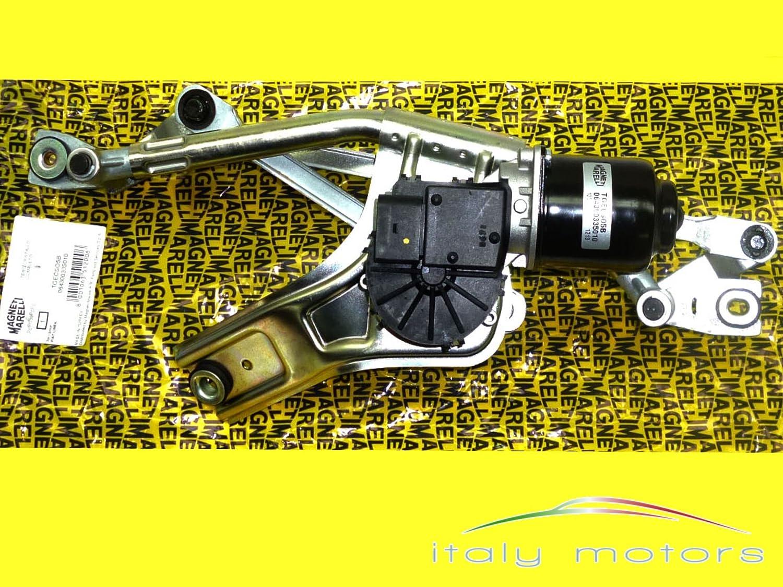 Fiat Grande Punto (199) Motor de limpiaparabrisas (- MAGNETI MARELLI - 51881061 - tgecs05b: Amazon.es: Coche y moto