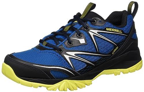 Merrell Capra Bolt GORE-TEX, Zapatillas de Senderismo para Hombre: Amazon.es: Zapatos y complementos