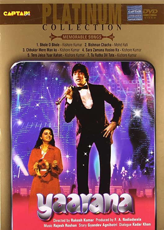 Amazon in: Buy Yaarana DVD, Blu-ray Online at Best Prices in India