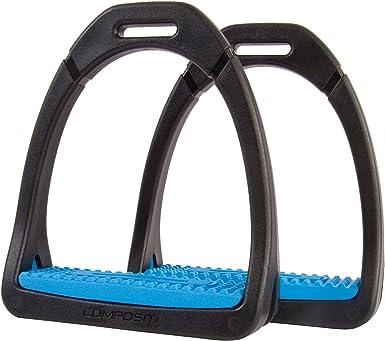 Compositi Premium Profile Treads for Stirrup Treads Adults Orange