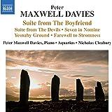 Maxwell Davies: Suites [Nicholas Cleobury, Peter Maxwell Davies, Aquarius] [Naxos: 8.572408]