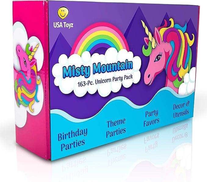 Unicorn Chip Bag Unicorn Favors Unicorn Birthday Unicorn Slumber Party Unicorn Party Unicorn Pajama Party Unicorn Bubbles label