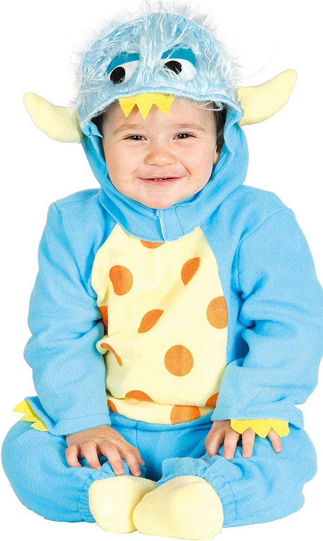 Guirca - Disfraz de monstruo para bebé: Amazon.es: Juguetes y juegos