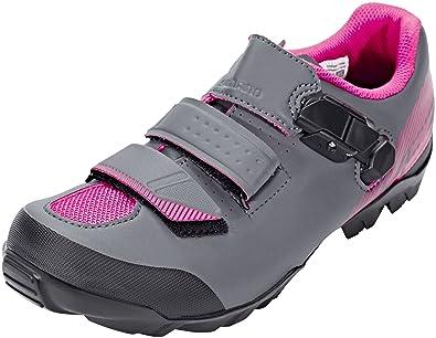 Shimano SH-ME3 - Zapatillas Mujer - Gris/Negro 2018: Amazon.es: Deportes y aire libre