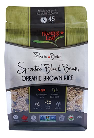 Image result for sprouted black beans and rice