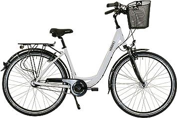 Hawk City Wave Deluxe Plus - Cesto para Bicicleta (Incluye Cesta ...