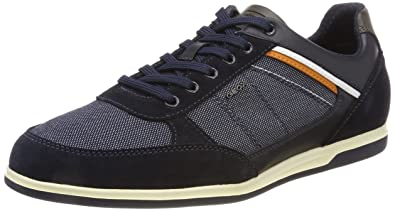 f4b899facaa752 Geox Herren U Renan B Sneaker  Amazon.de  Schuhe   Handtaschen
