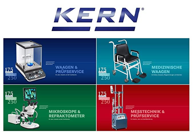 Kern est/éreo est/ándar Zoom microscopio OZL 445