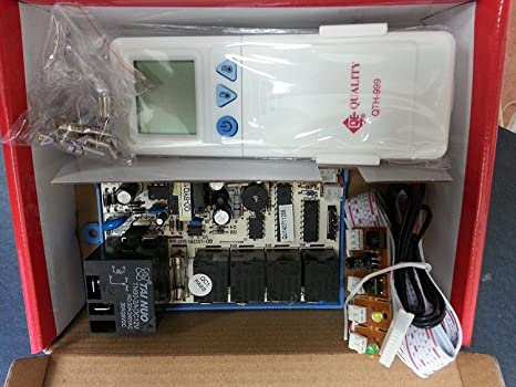 UNIVERSAL BOARD A/C AC CONTROL SYSTEM - MICROCONTROLLER AIR CONDITIONER on