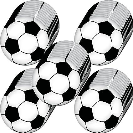 20 cm Pegatina para balones de fútbol Deko Fan Decoración Balones ...