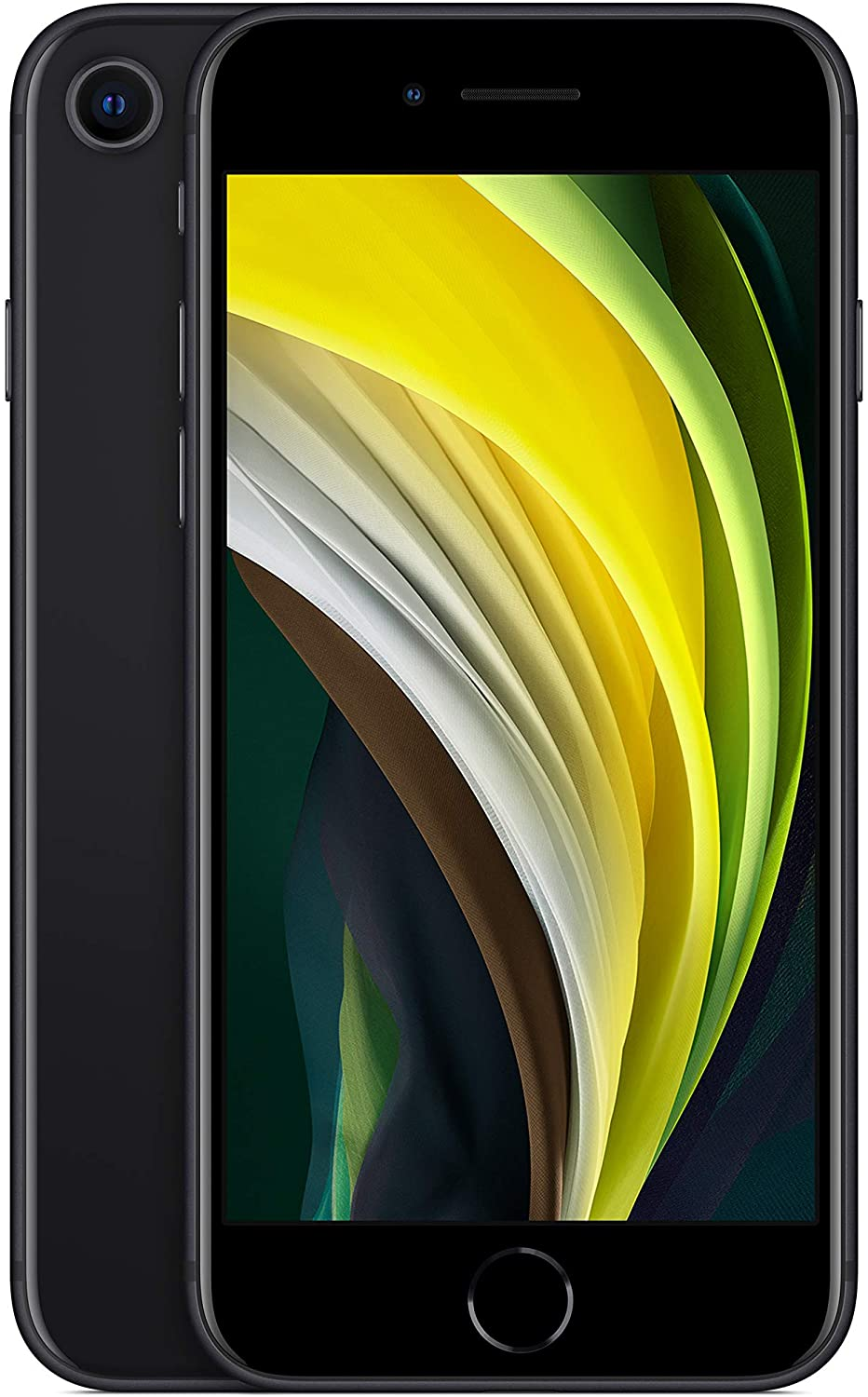 Apple New Total Wireless Prepaid - Apple iPhone SE (64GB) - Black [Locked to Carrier – Total Wireless]