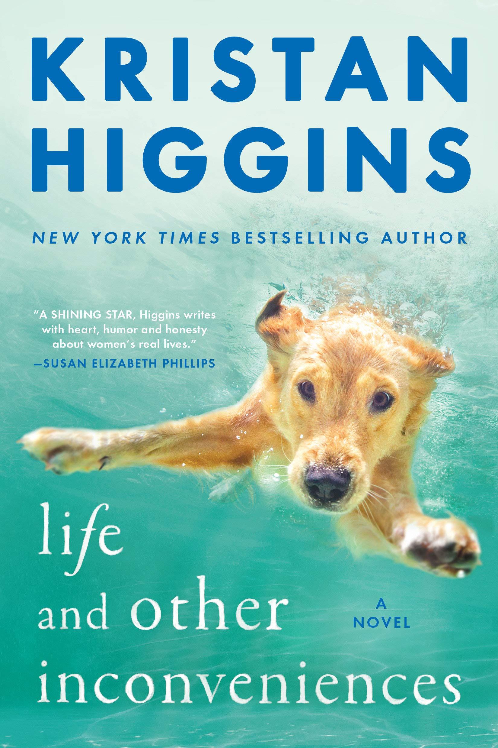 Life and Other Inconveniences: Higgins, Kristan: 9780451489425: Amazon.com:  Books