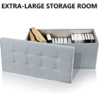 Lifewit 32inch Extra Large Foldable Toy Storage