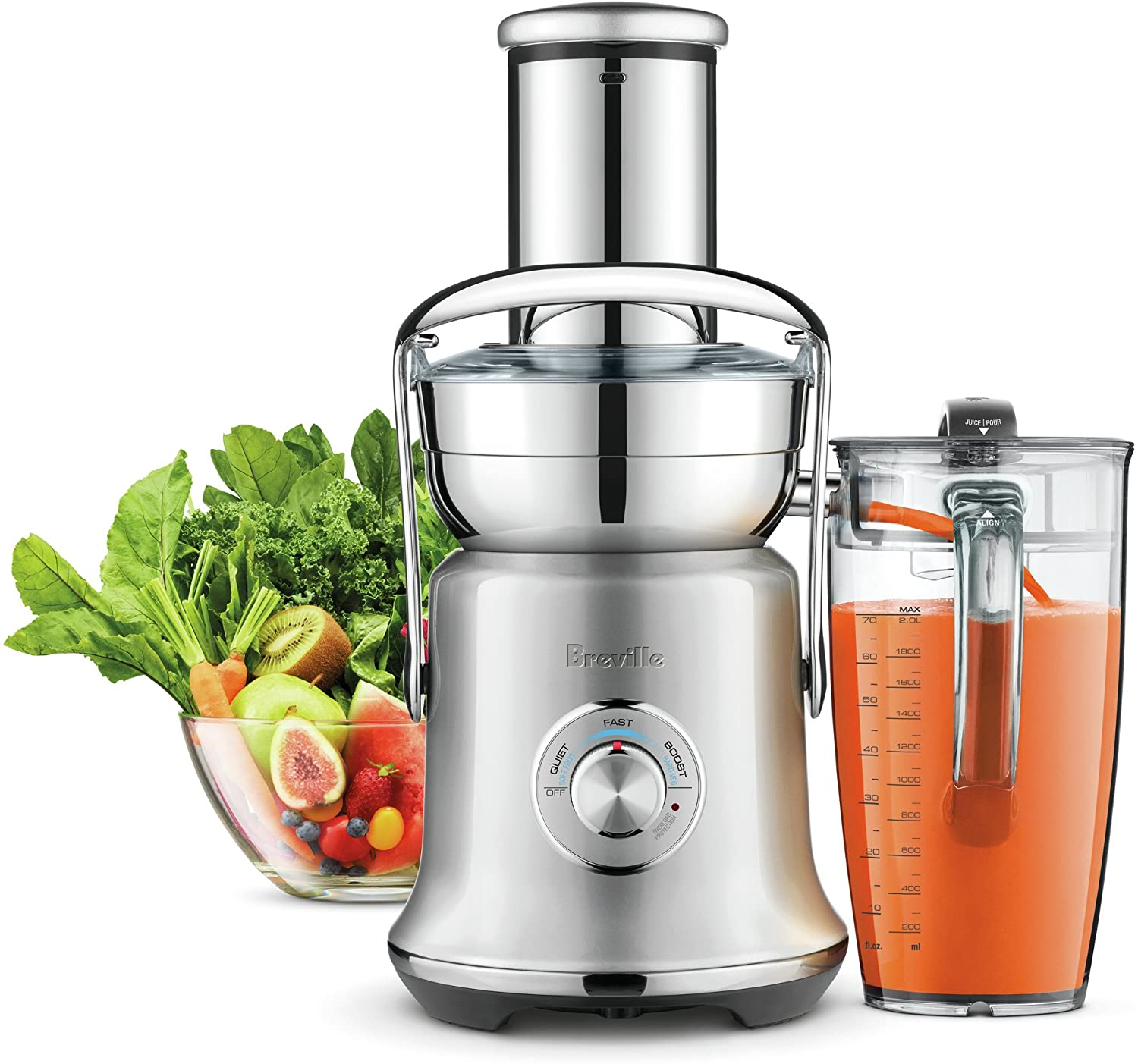 Best Juicer for Carrots 2021 - Reviews & Buying Guide 4