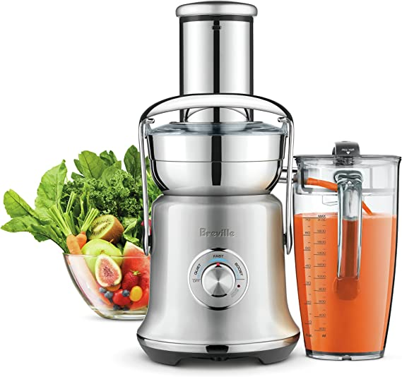 Breville BJE830BSS1BUS1 Juice Founatin Cold X