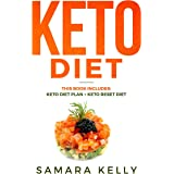 Keto Diet: This Book Includes: Keto Diet Plan + Keto Reset Diet: Keto Diet Made Easy Complete Guide for Beginners