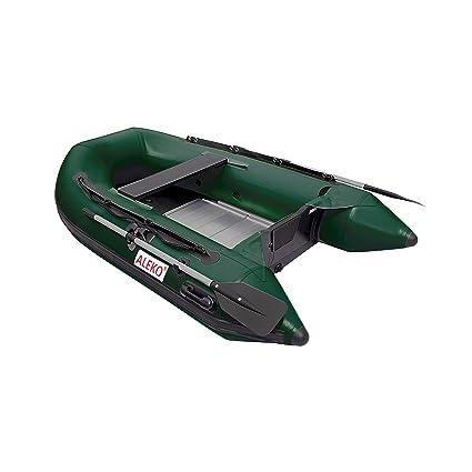 ALEKO bt250gr hinchable verde oscuro barco 8.4 pies suelo de ...