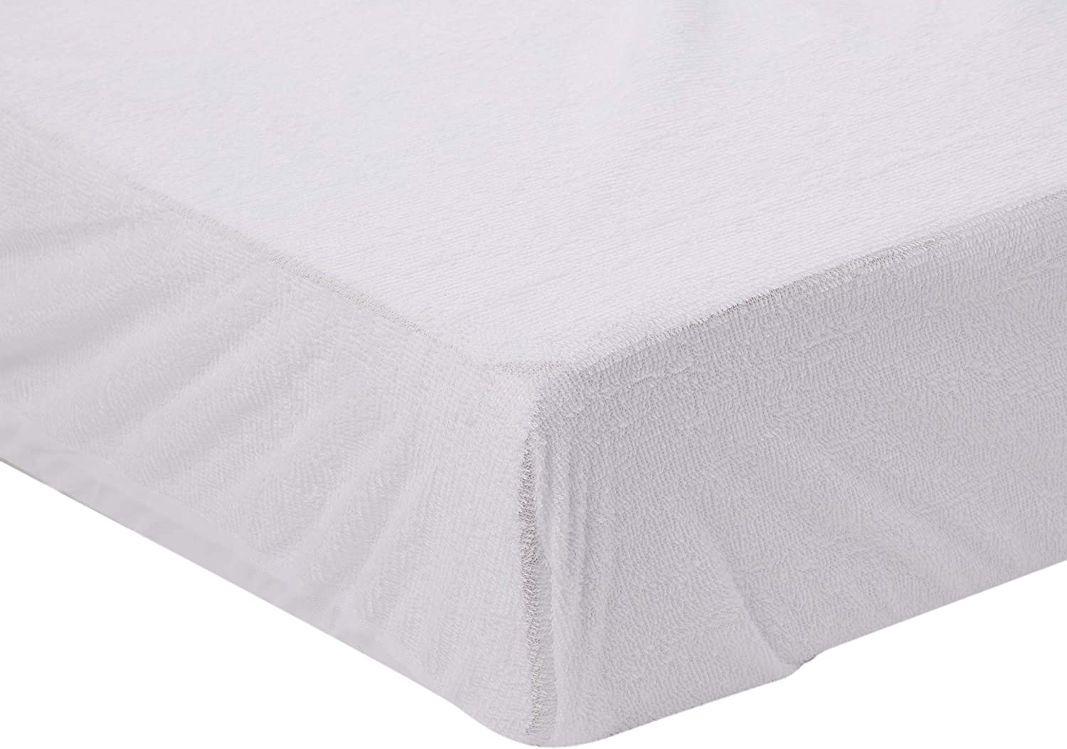 Dudu N Girlie Quilted  Cotton 100/% Waterproof Mattress Protector Fitted Sheet,