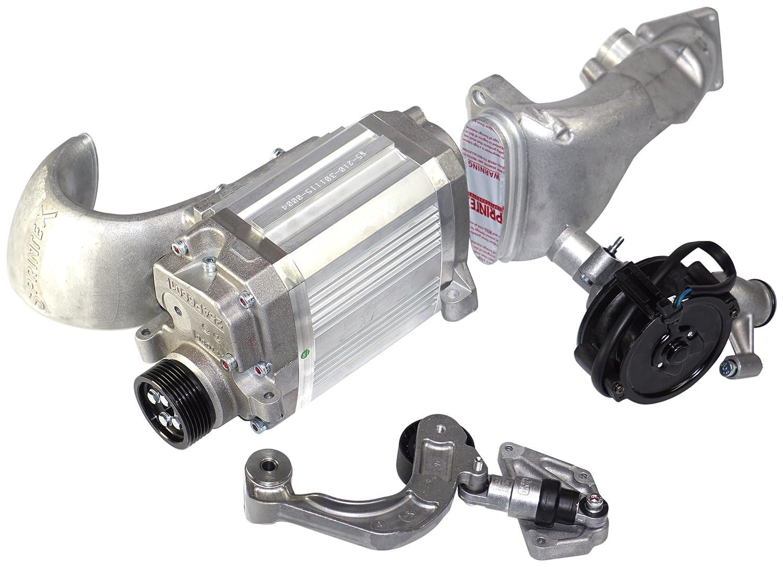 Sprintex 254A1001 Silver Standard Supercharger system (Mini Cooper S 02-05 (R52, R53) (210)),