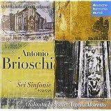 Brioschi - 6 Sinfonie