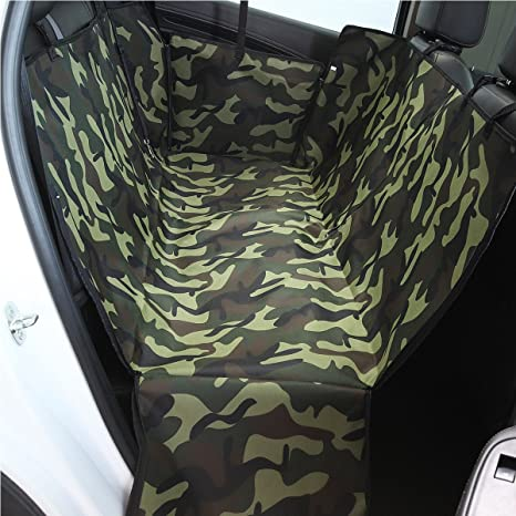 Petcute Hund Auto Sitzbezug Schondecken Haustiere Hundedecke Auto Hängematte Abdeckung Wasserdicht Hunde Autoschondecke Mit Seitlichen Klappen Auto