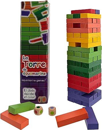 Comprar Aquamarine Games-La torre de colores, Miscelanea (Compudid CP006)