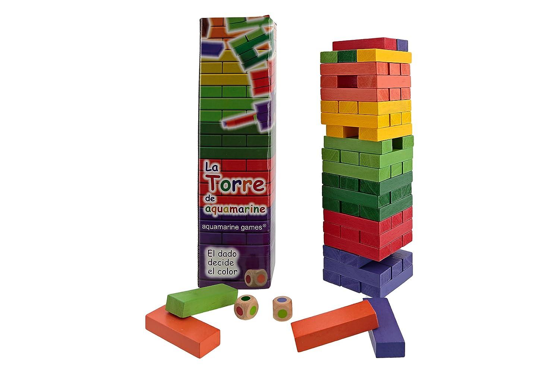Aquamarine Games - La torre de colores (Compudid CP006)