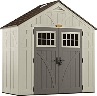product image for Suncast BMS8400D shed, 4' x 8'