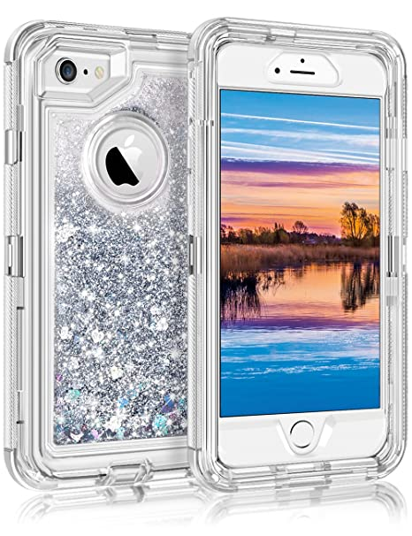 Amazon.com: Coolden - Carcasa para iPhone 6S Plus y 6 Plus ...