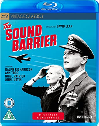 Image result for MOVIE 'THE SOUND BARRIER'