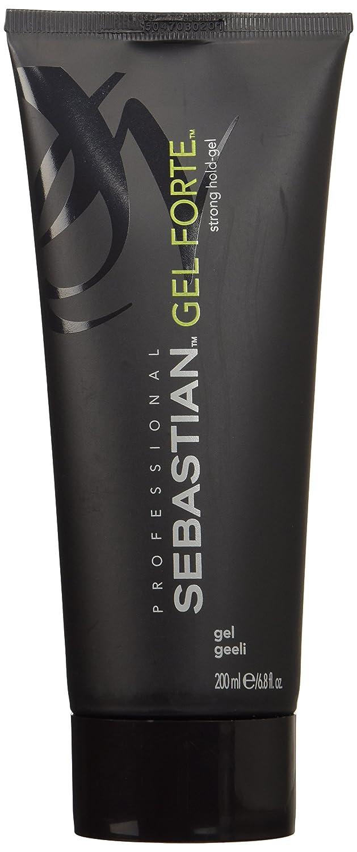 Amazon : Sebastian Gel Forte Strong Hold Gel 68 Oz : Hair Styling  Creams : Beauty