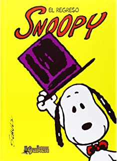 El regreso Snoopy (Spanish Edition)
