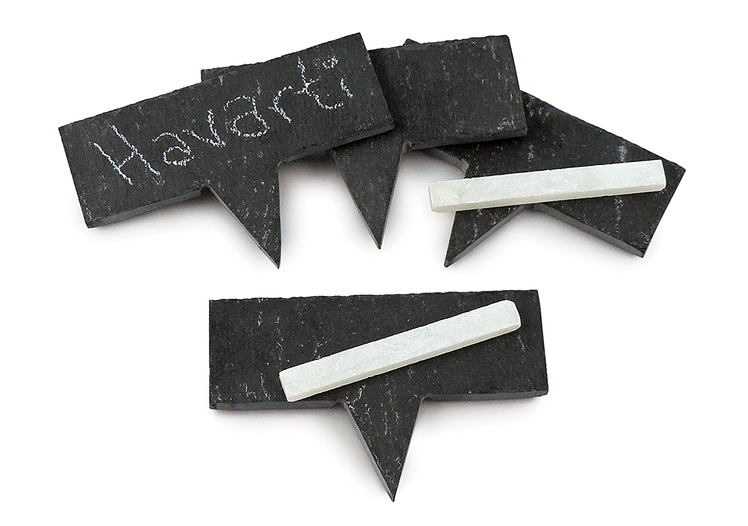 Swissmar 6 Piece Slate Cheese Marker Set S6-000