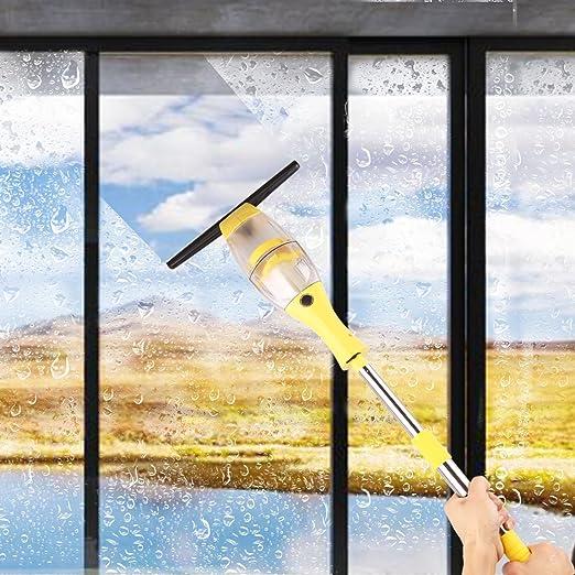 Limpiador de ventanas, ventana aspiradora batería Kit de ...