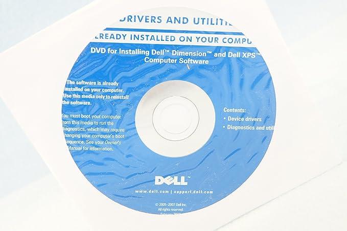 Amazon com: Dell DVD Driver Dell Dimension and Dell XPS