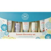 The Honest Company Essentials Sample Collection