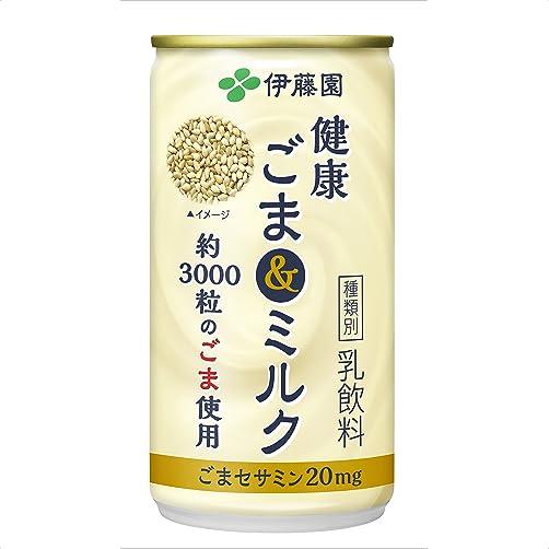 健康ごま&ミルク 190g×30本