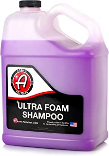product image for Adam's Ultra Foam Shampoo Gallon - Our Most Sudsy Car Shampoo Formula Ever - pH Neutral Formula for Safe, Spot Free Cleaning - Ultra Slick Formula That Wont Scratch or Leave Water Spots