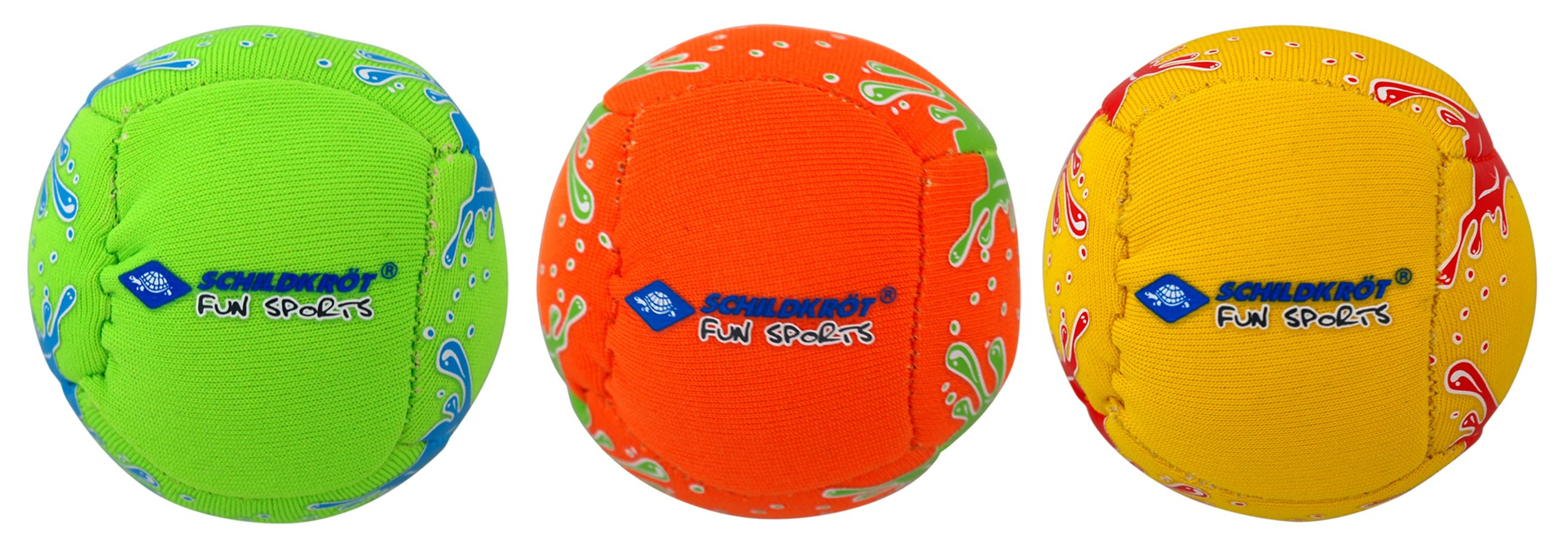 Schildkr?t Fun Sports Schildkrot Fun Sports Neoprene Fun Balls - Multi-Colour by