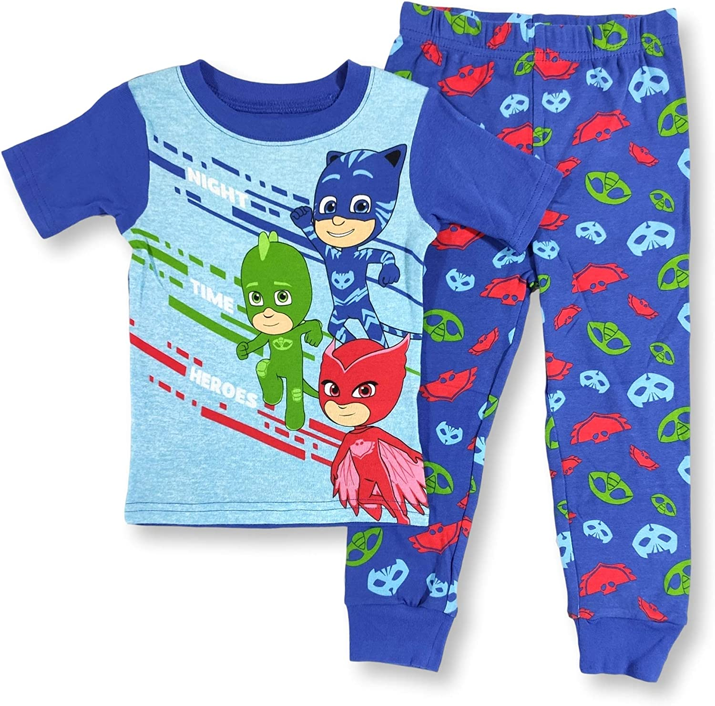 PJ Masks Boys/' Night Heroes 2-Piece Pajamas